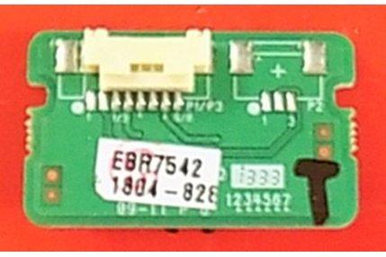 MODULO ACCENSIONE DELL EAQ00 LS-2631P REV 1A (A00) - CODICE A BARRE 43583931L01 B3