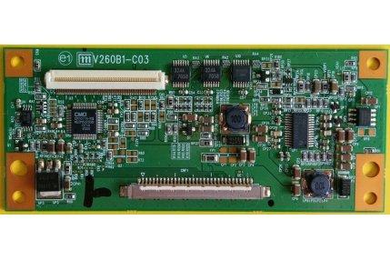 T-CON T315XW01 04A05-1E - CODICE A BARRE 5531T01069F